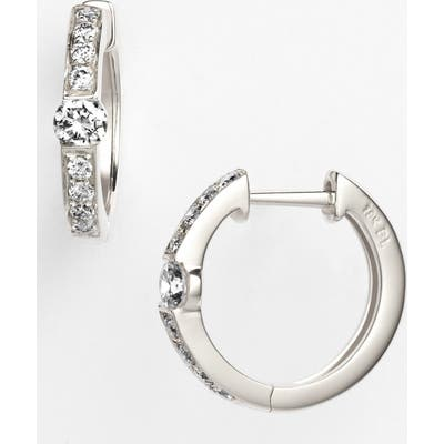 Bony Levy Linea Diamond Huggie Earrings (Nordstrom Exclusive)
