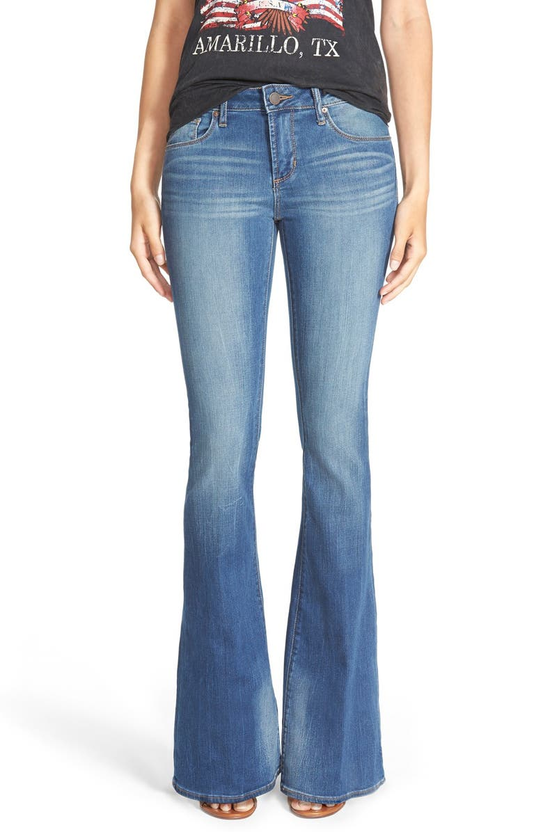 ARTICLES OF SOCIETY Red Label 'Fargo' Flare Jeans, Main, color, 400