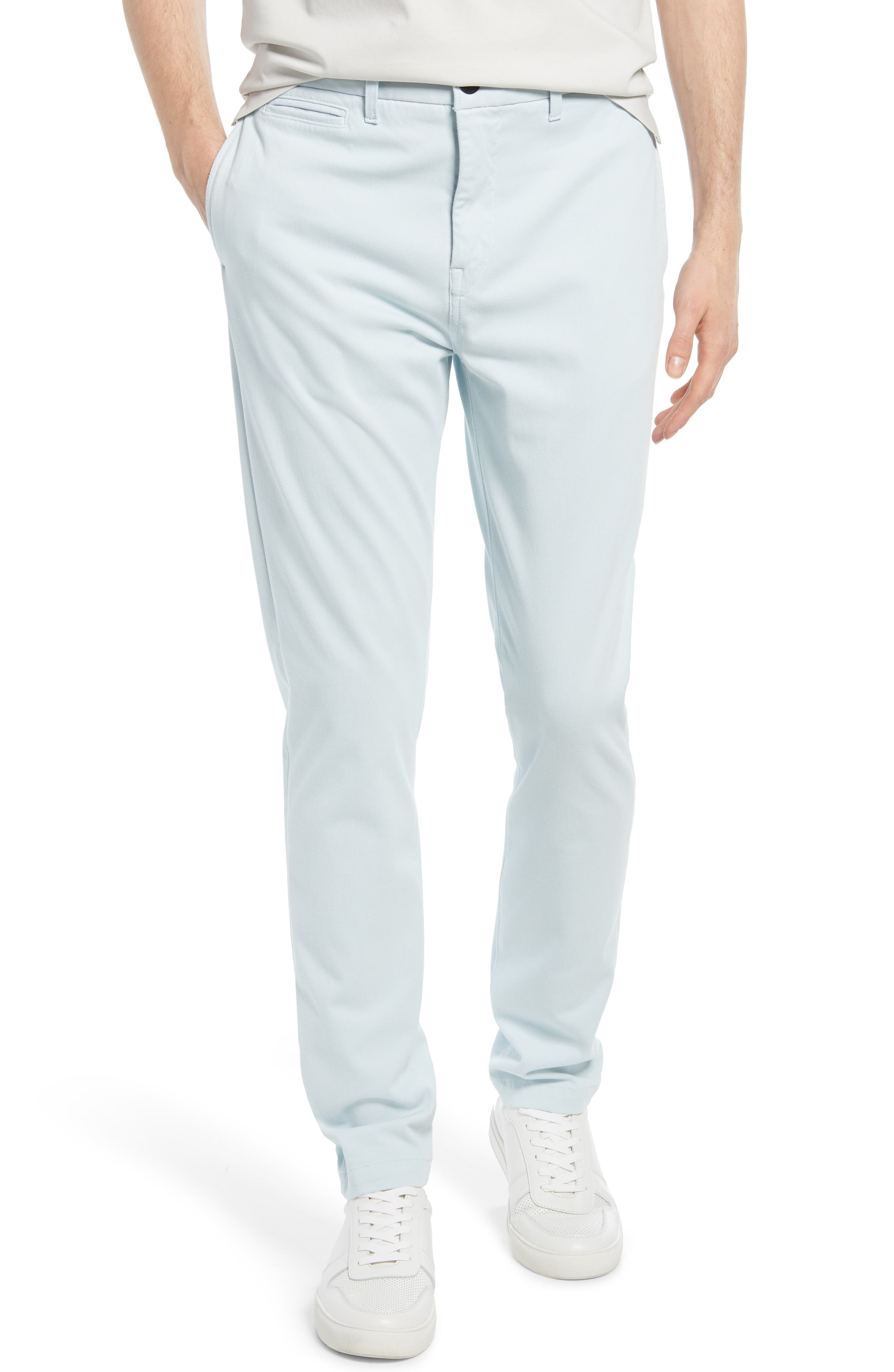 Denit Slim Fit Stretch Chino Pants