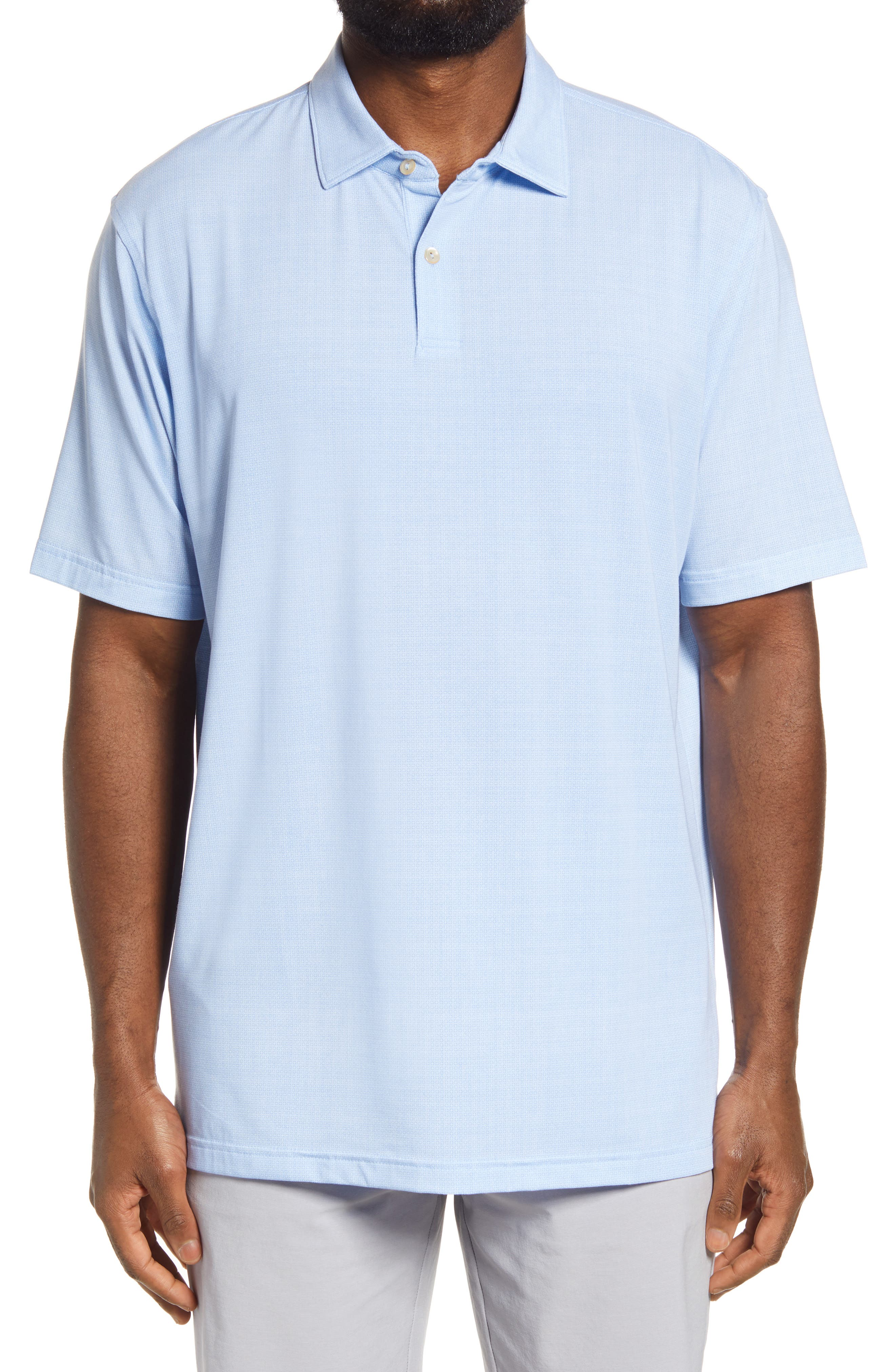 Image of Peter Millar Dri-Release Natural Touch Polo