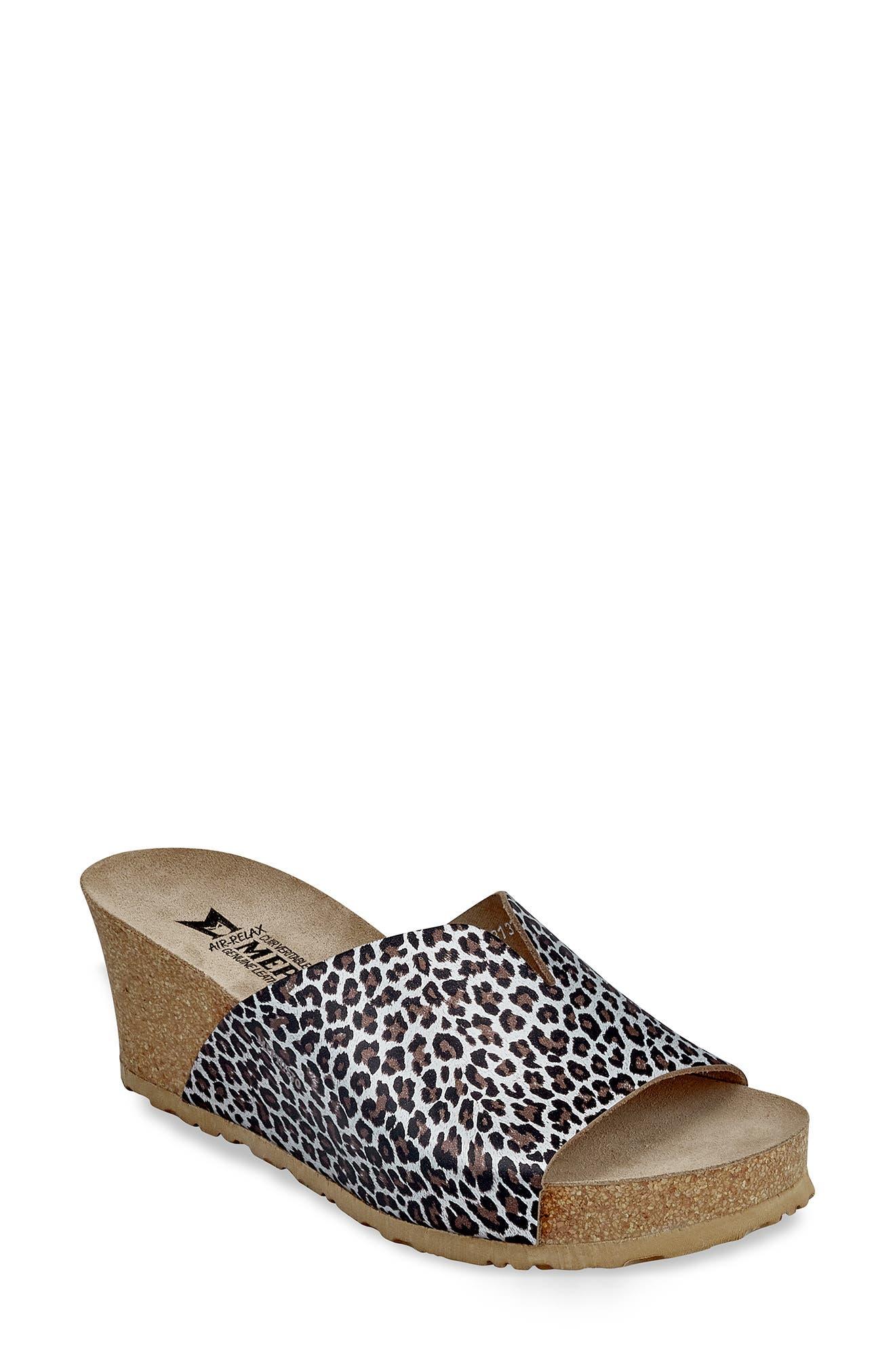Lisane Slide Sandal