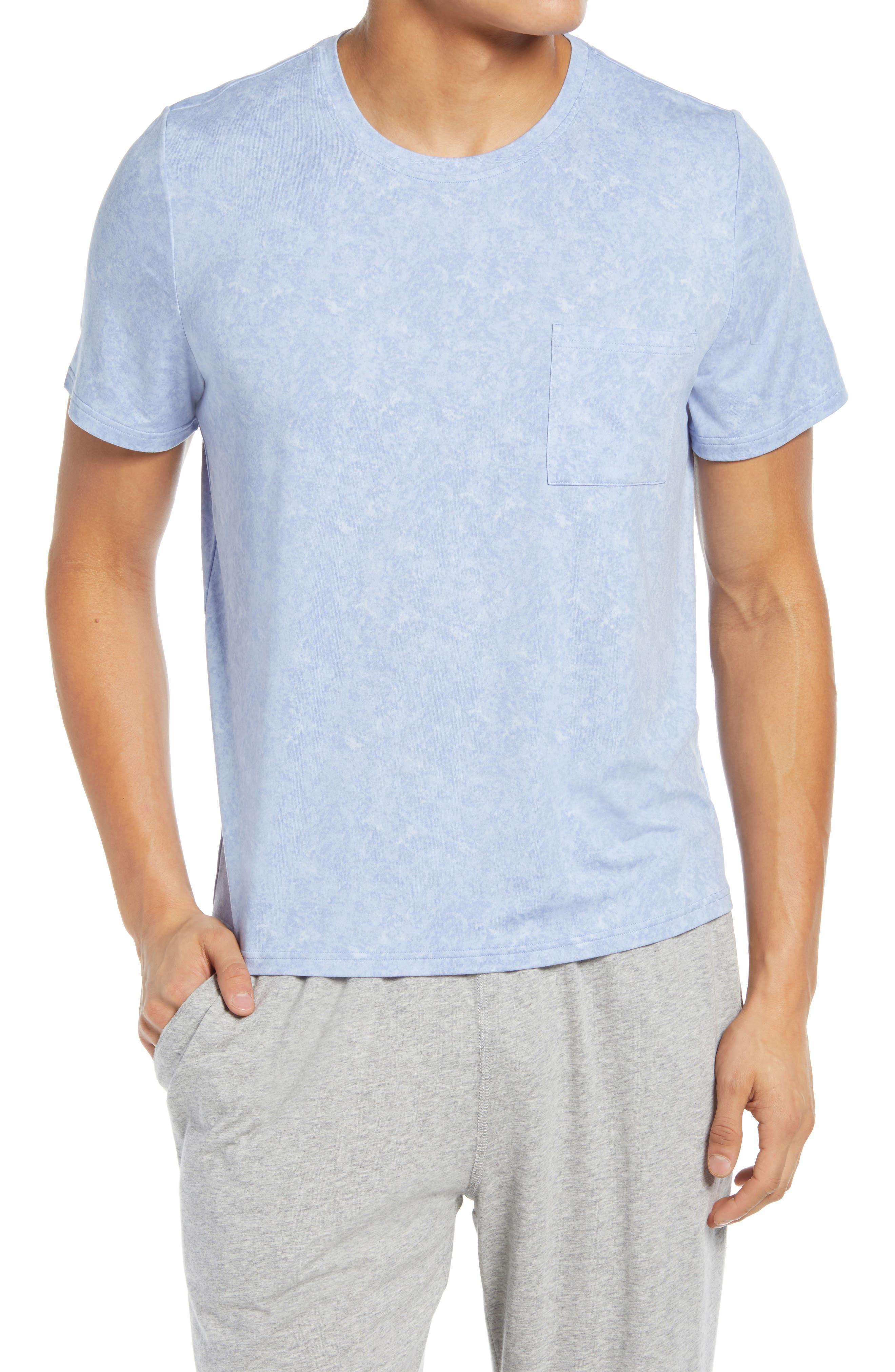 Emerson Road Stonewash Pocket T-Shirt