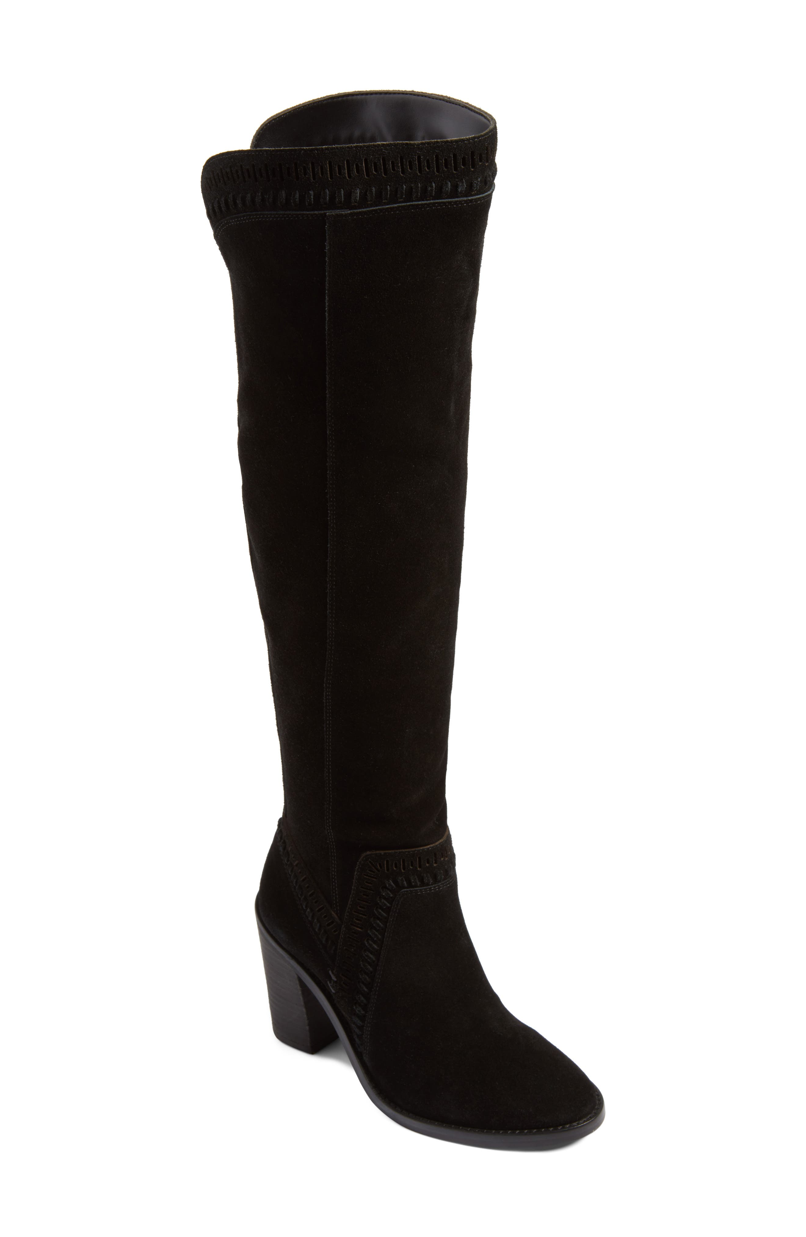 ,                             Madolee Over the Knee Boot,                             Main thumbnail 1, color,                             001