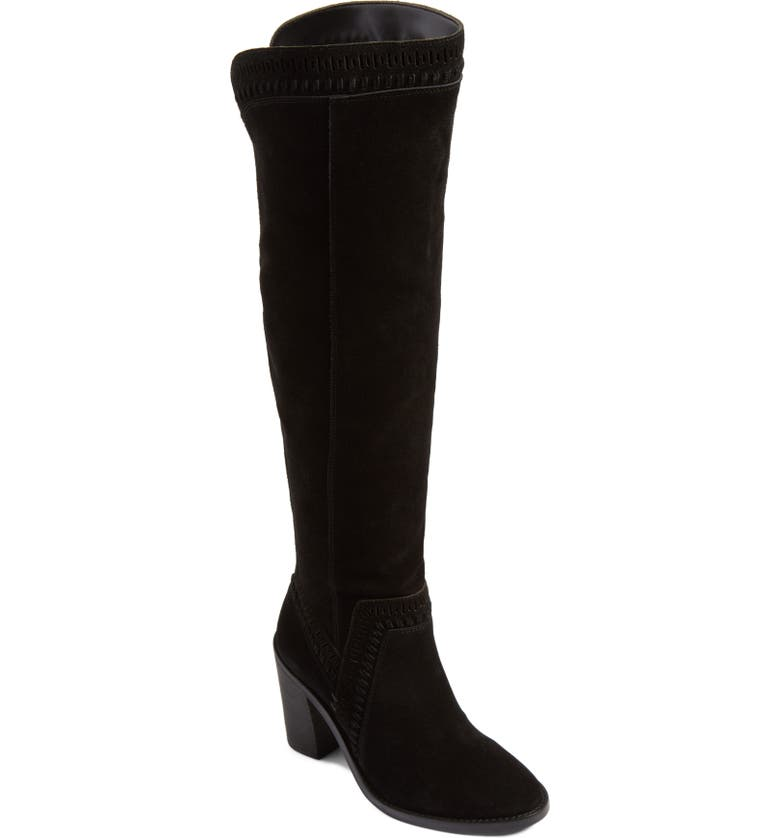 VINCE CAMUTO Madolee Over the Knee Boot, Main, color, 001