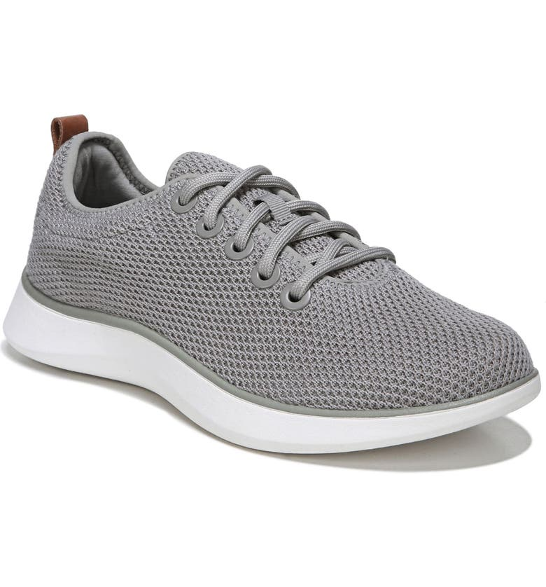 DR. SCHOLL'S Freestep Sneaker, Main, color, GREY/ GREY FABRIC