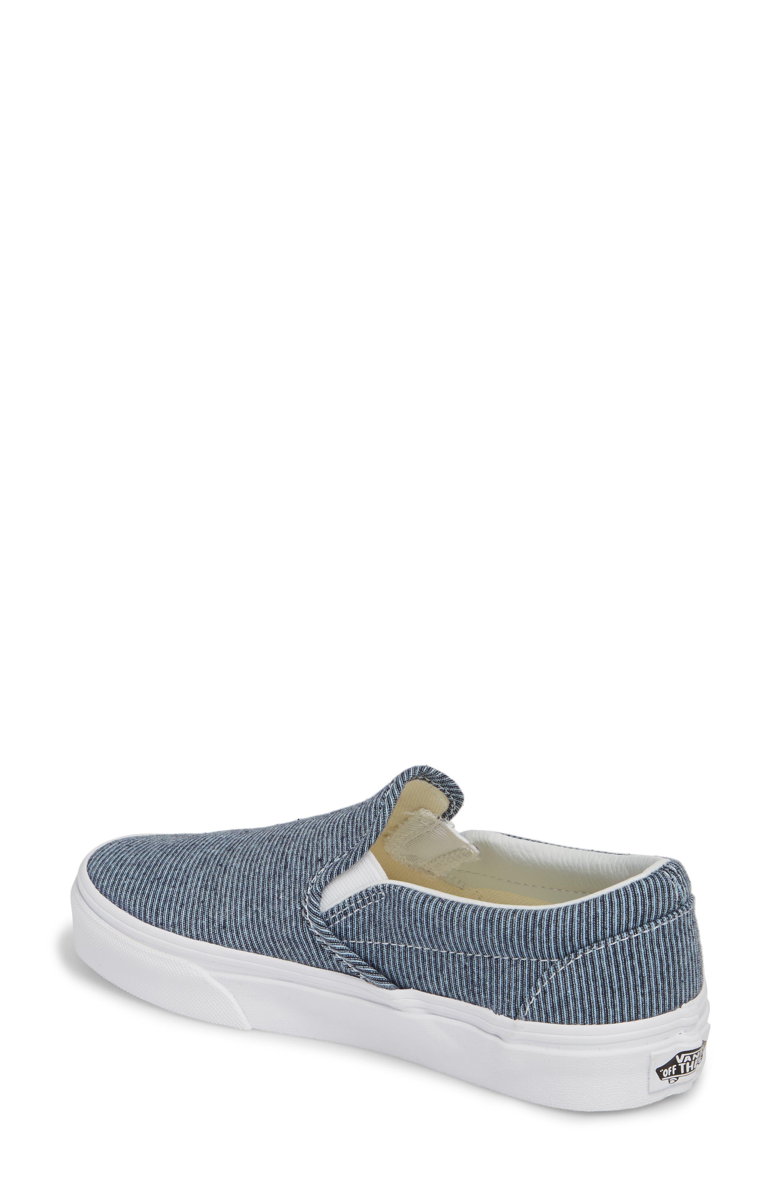,                             Classic Slip-On Sneaker,                             Alternate thumbnail 154, color,                             422