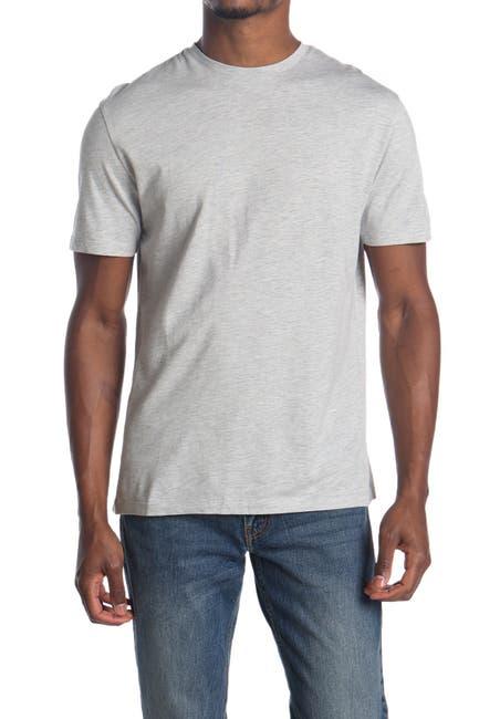 Image of Slate & Stone Heathered Crew Neck T-Shirt