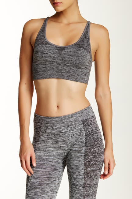 Image of ControlBody Melange Sports Bra