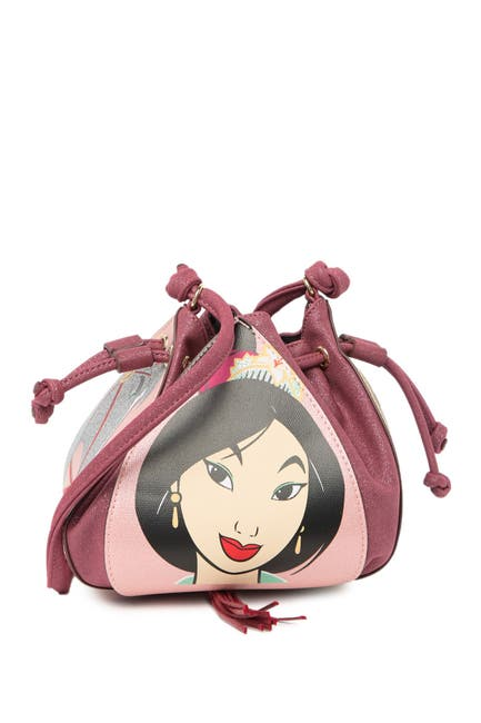 Image of Danielle Nicole Mulan Crossbody Cinch Bag