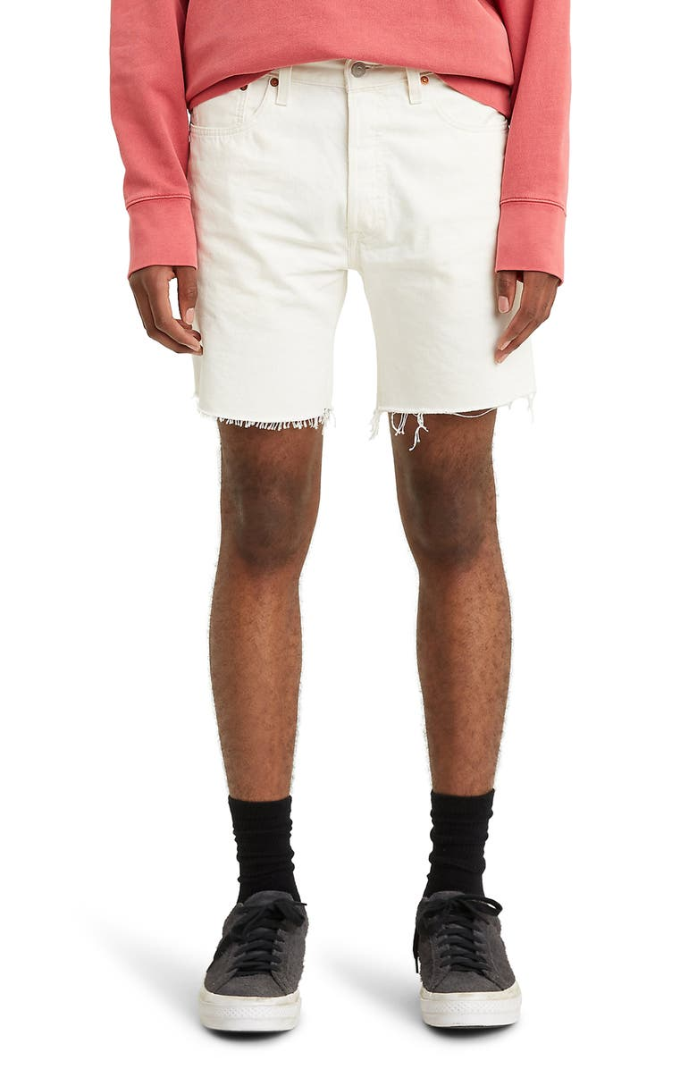 LEVI'S<SUP>®</SUP> 501<sup>®</sup> '93 Cutoff Denim Shorts, Main, color, MORTADELLA SHORT