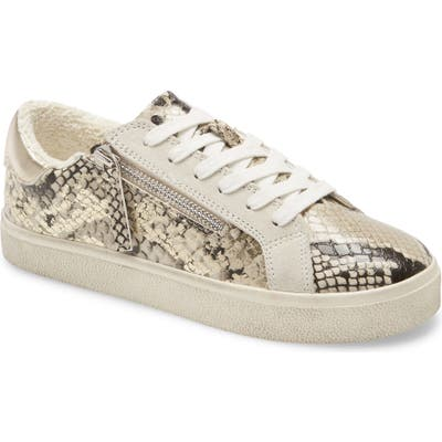 Steve Madden Parka Low Top Sneaker- Metallic