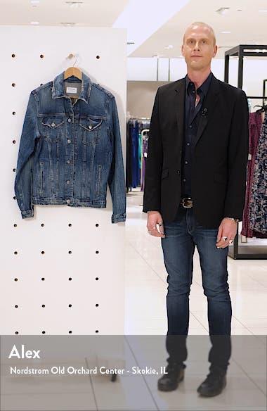 L'Homme Denim Jacket, sales video thumbnail