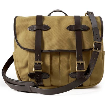 Filson Medium Field Bag - Brown