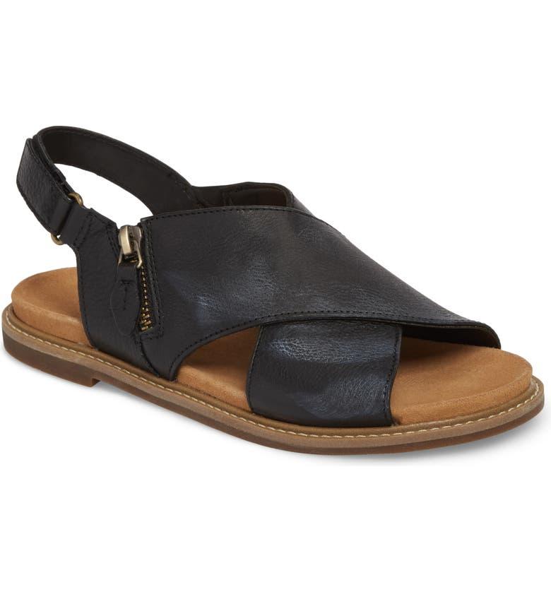 CLARKS<SUP>®</SUP> Corsio Calm Sandal, Main, color, 003