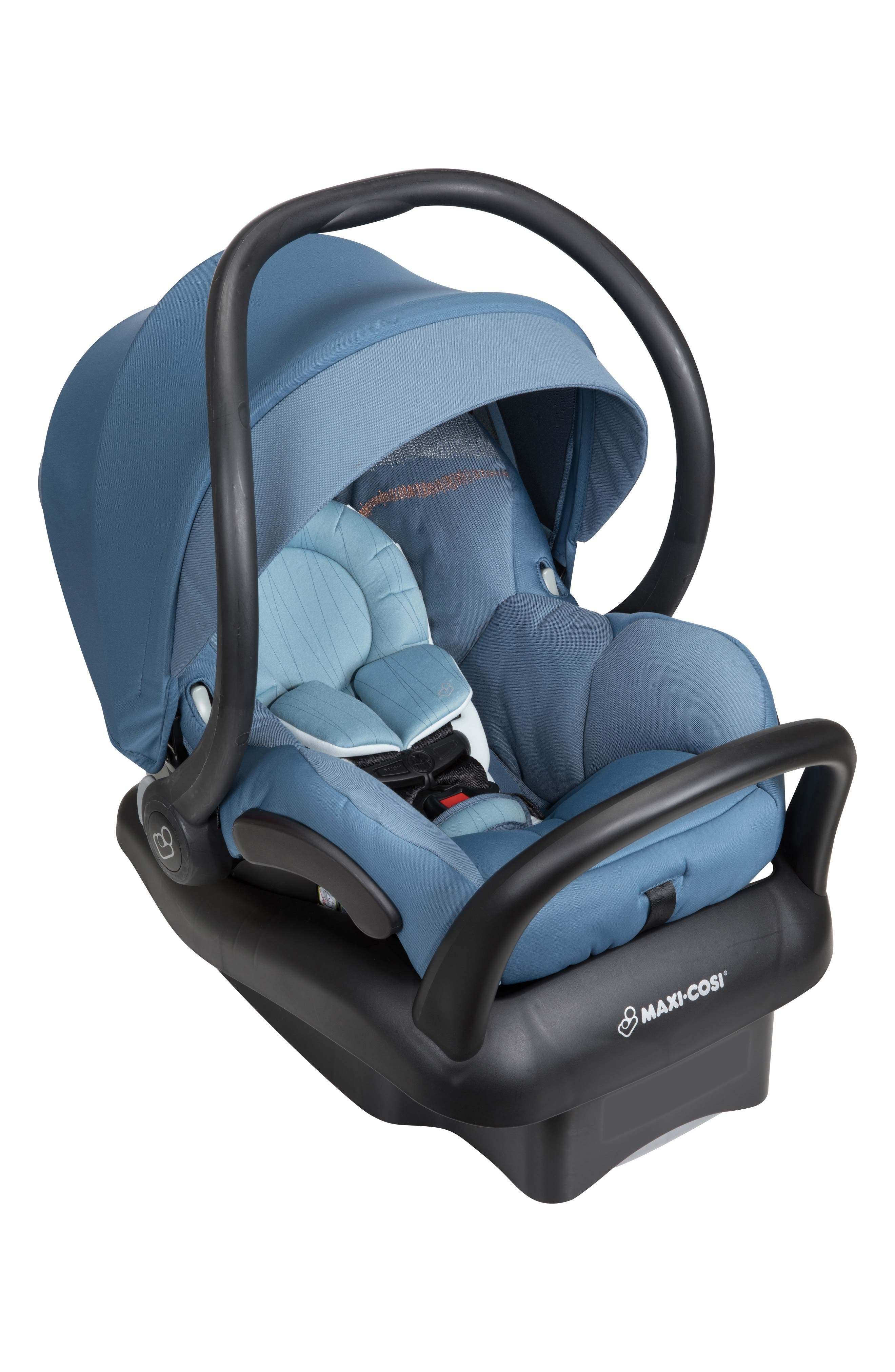 Infant MaxiCosi Mico Max 30 Infant Car Seat Size One Size  Blue