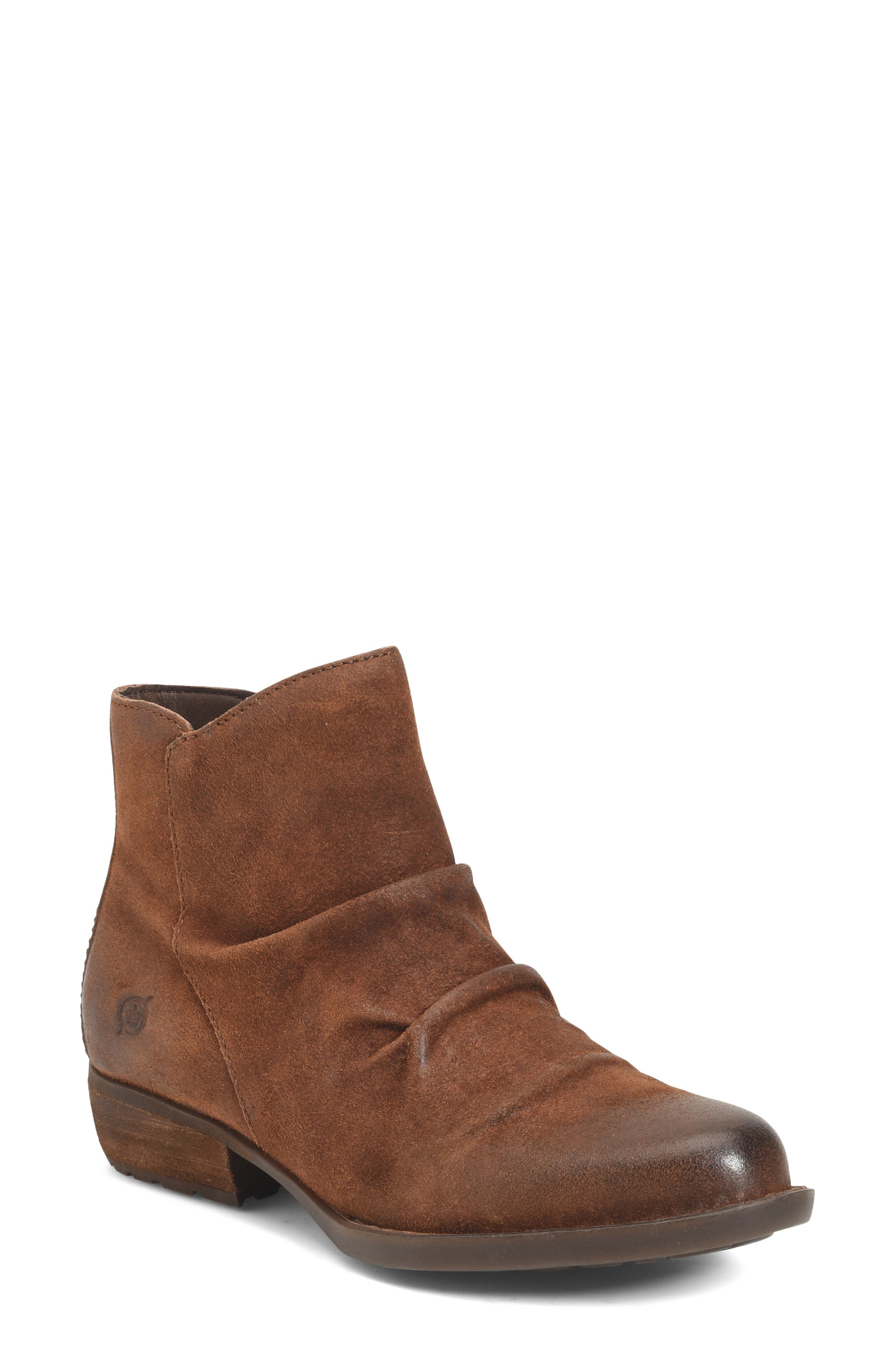 Women's B?rn Falco Ruched Bootie