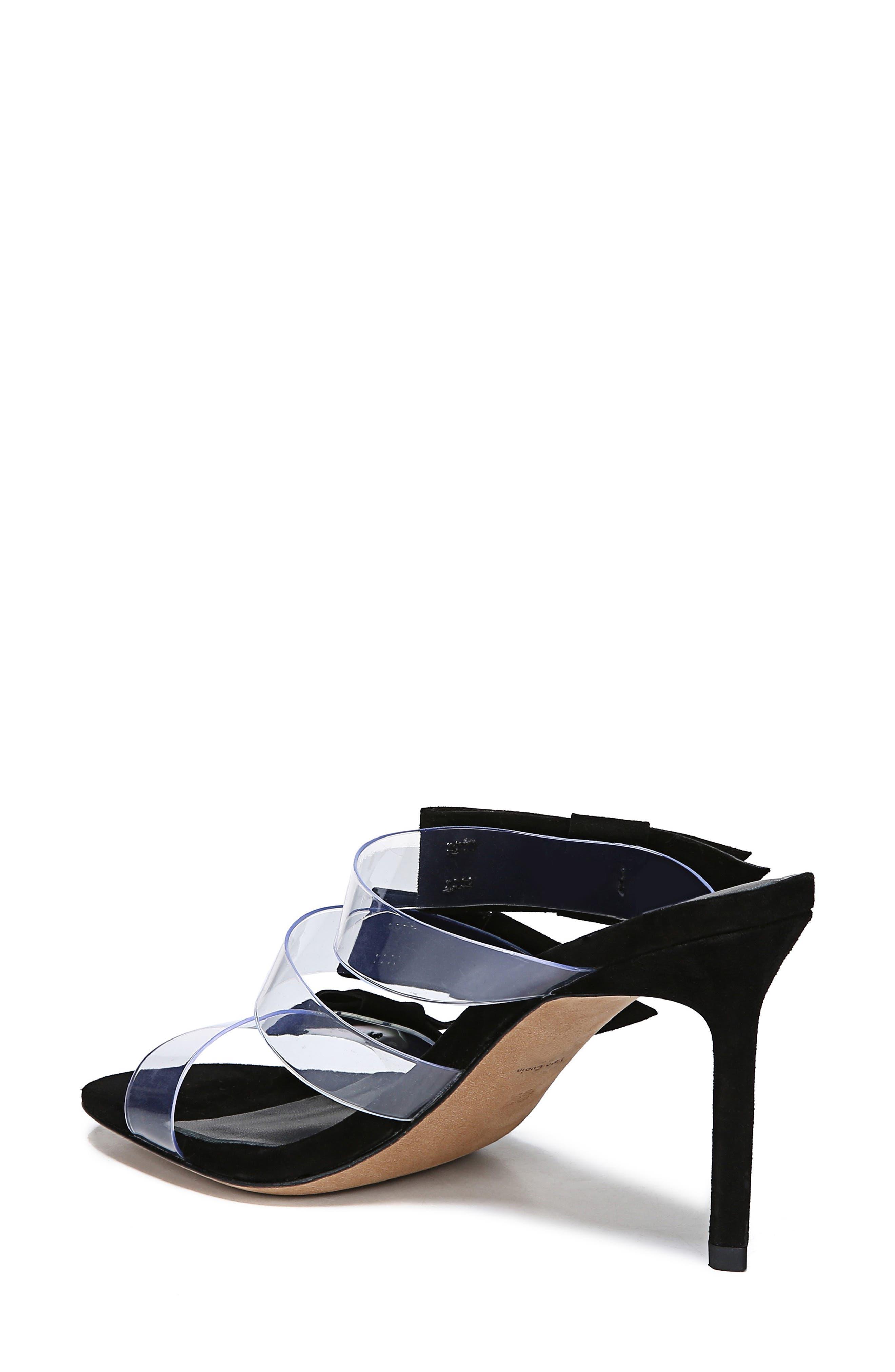 ,                             Amari Triple Strap Sandal,                             Alternate thumbnail 2, color,                             BLACK