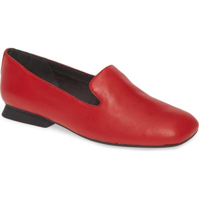 Camper Casi Myra Loafer, Red