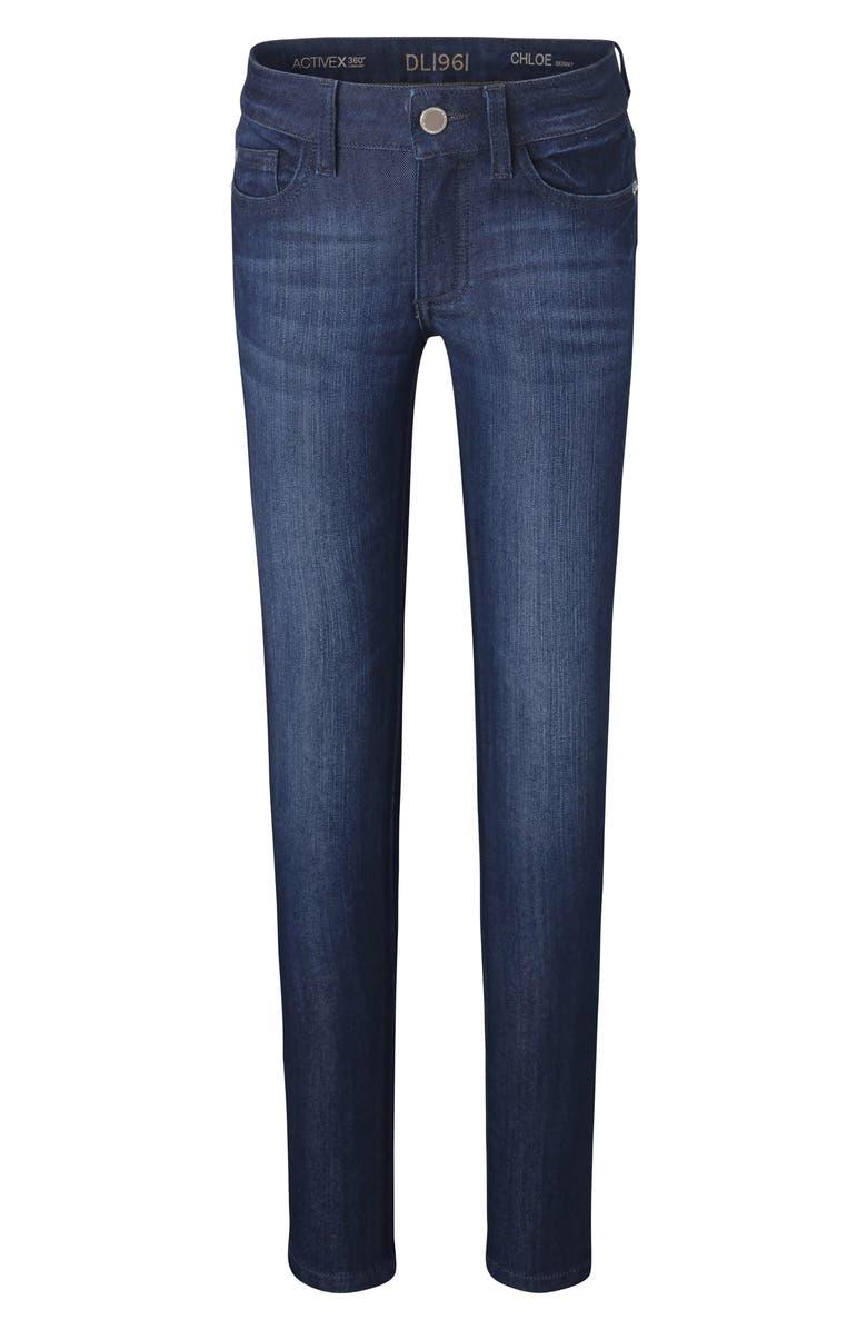DL1961 'Chloe' Skinny Jeans, Main, color, 405