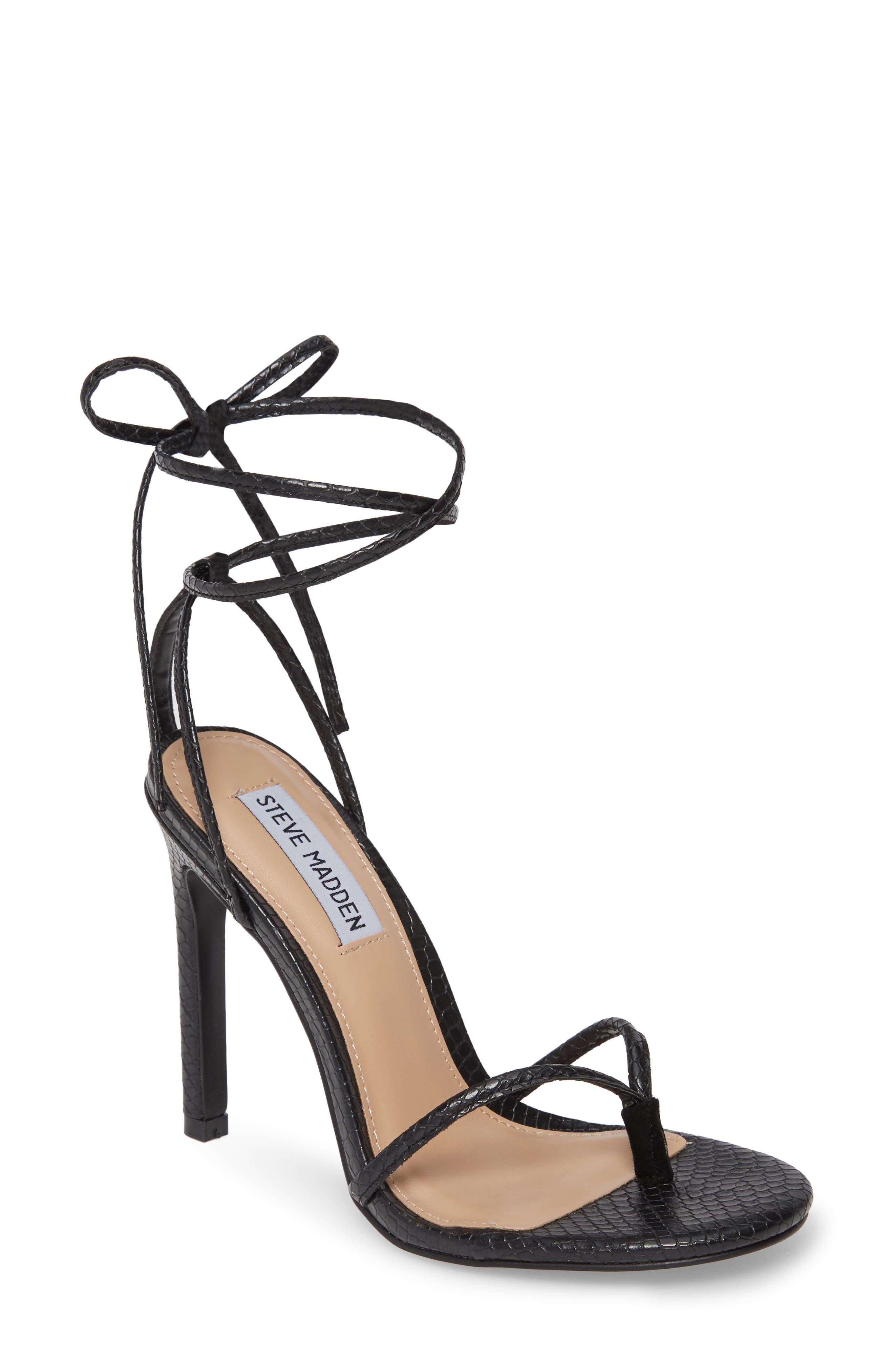 Steve Madden Vada Lace-Up Sandal (Women)