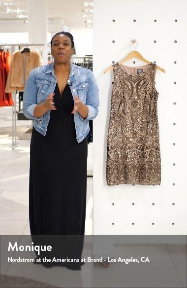 Sequin Cocktail Dress, sales video thumbnail