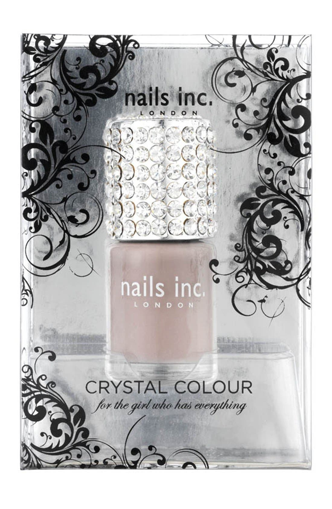 ,                             'Crystal Cap' Nail Polish,                             Alternate thumbnail 2, color,                             020