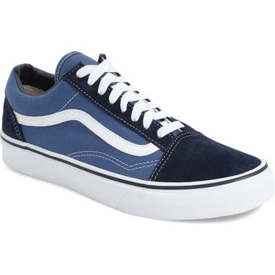 Vans Old Skool Sneaker- Blue