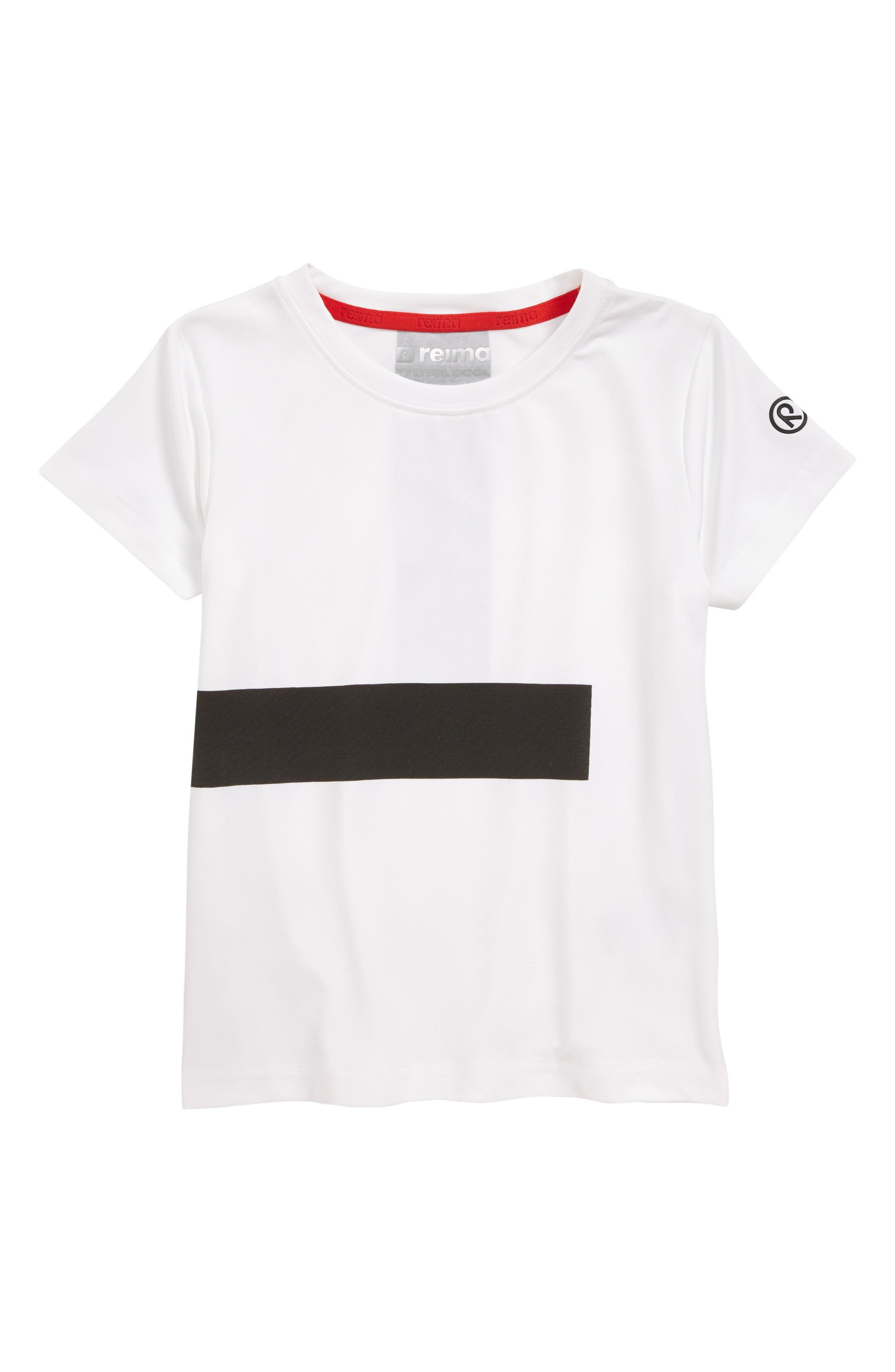 ,                             Speeder Cool Tech T-Shirt,                             Main thumbnail 1, color,                             WHITE