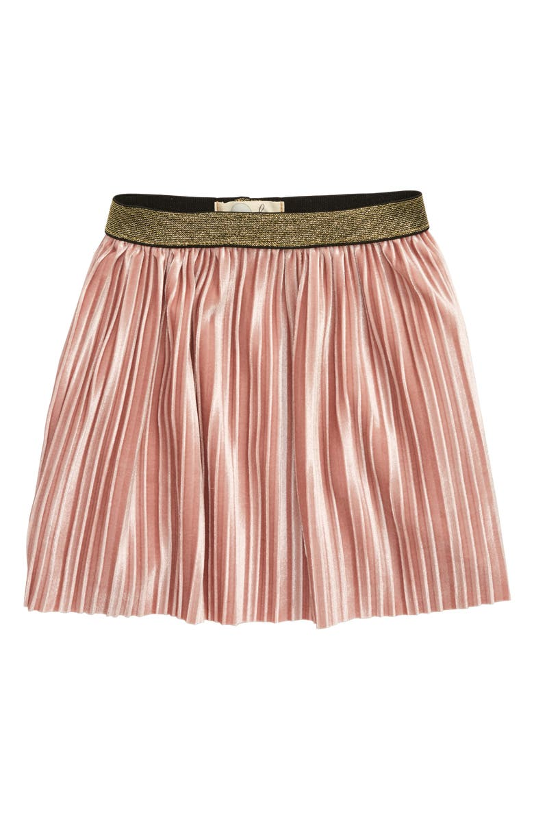 PEEK AREN'T YOU CURIOUS Marissa Skirt, Main, color, PINK