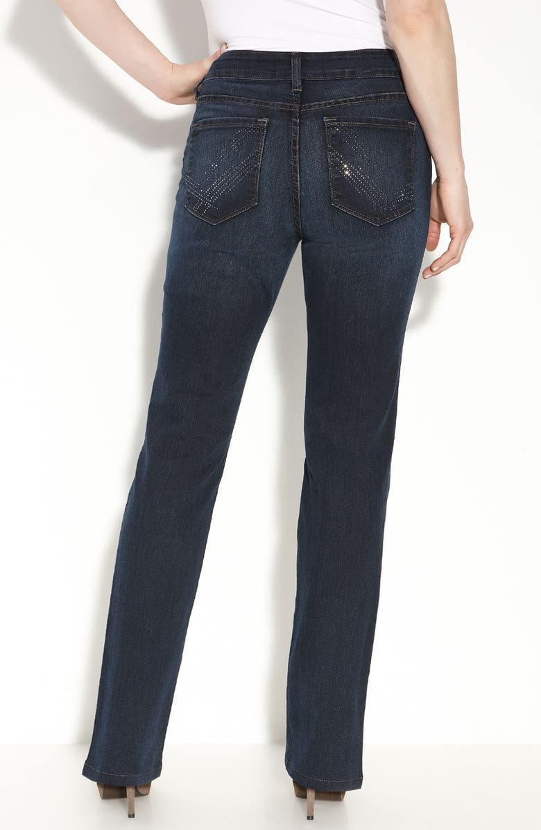 NYDJ Not Your Daughter's Jeans<sup>®</sup> 'Marilyn' Straight Leg Jeans, Main, color, 400
