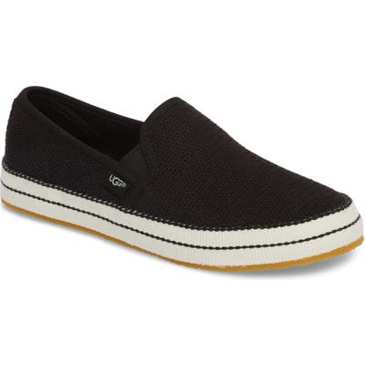 Ugg Bren Slip-On Sneaker, Black
