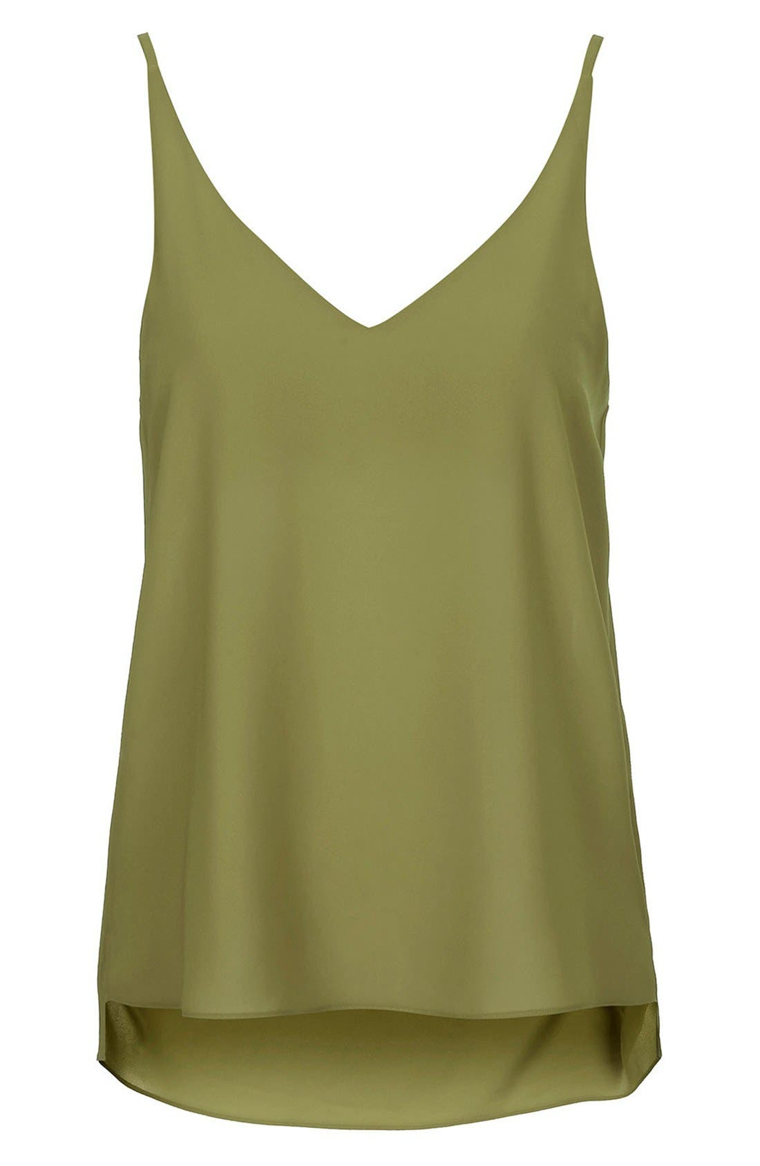 ,                             Strappy V-Neck Camisole,                             Alternate thumbnail 18, color,                             300