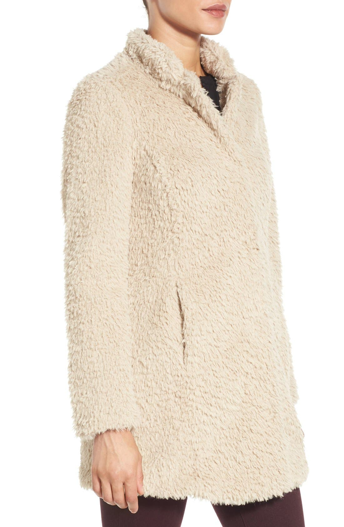 ,                             Faux Fur Jacket,                             Alternate thumbnail 31, color,                             900