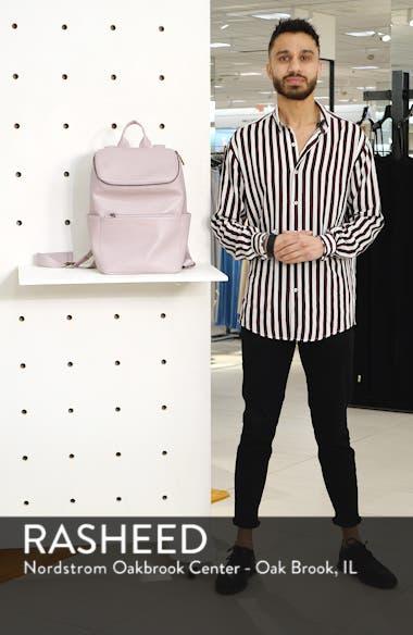 Matt & Nat 'Brave' Faux Leather Backpack, sales video thumbnail