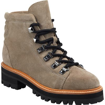 Marc Fisher Ltd Issy Hiker Boot, Beige