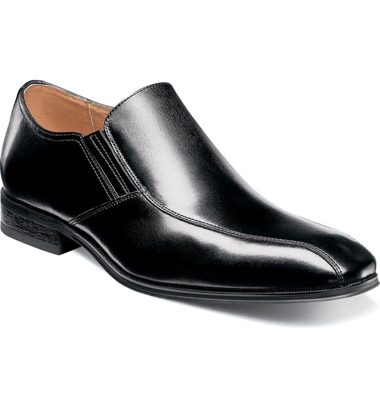 FLORSHEIM Corbetta Venetian Loafer, Main, color, BLACK