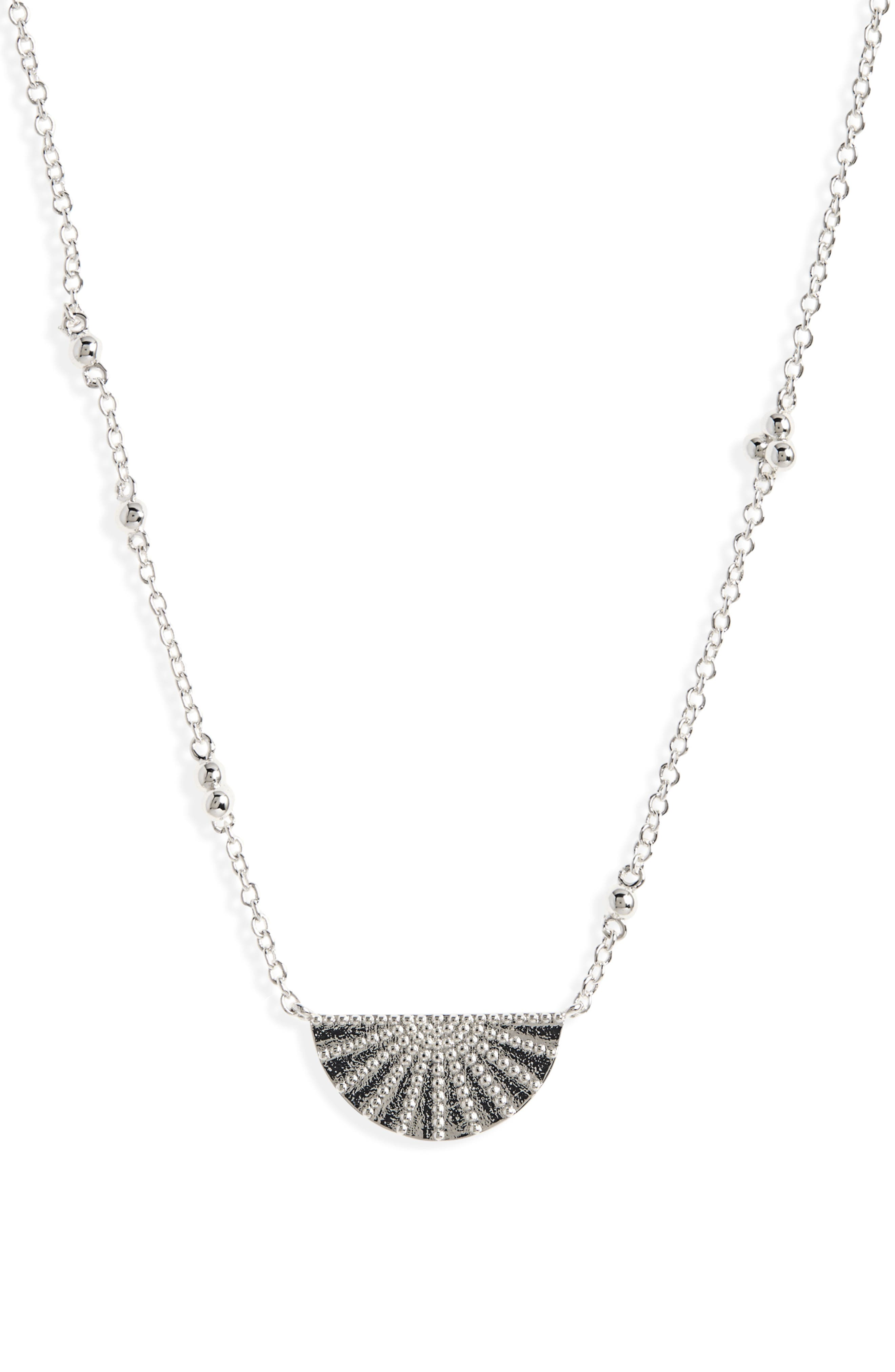 Costa Pendant Necklace