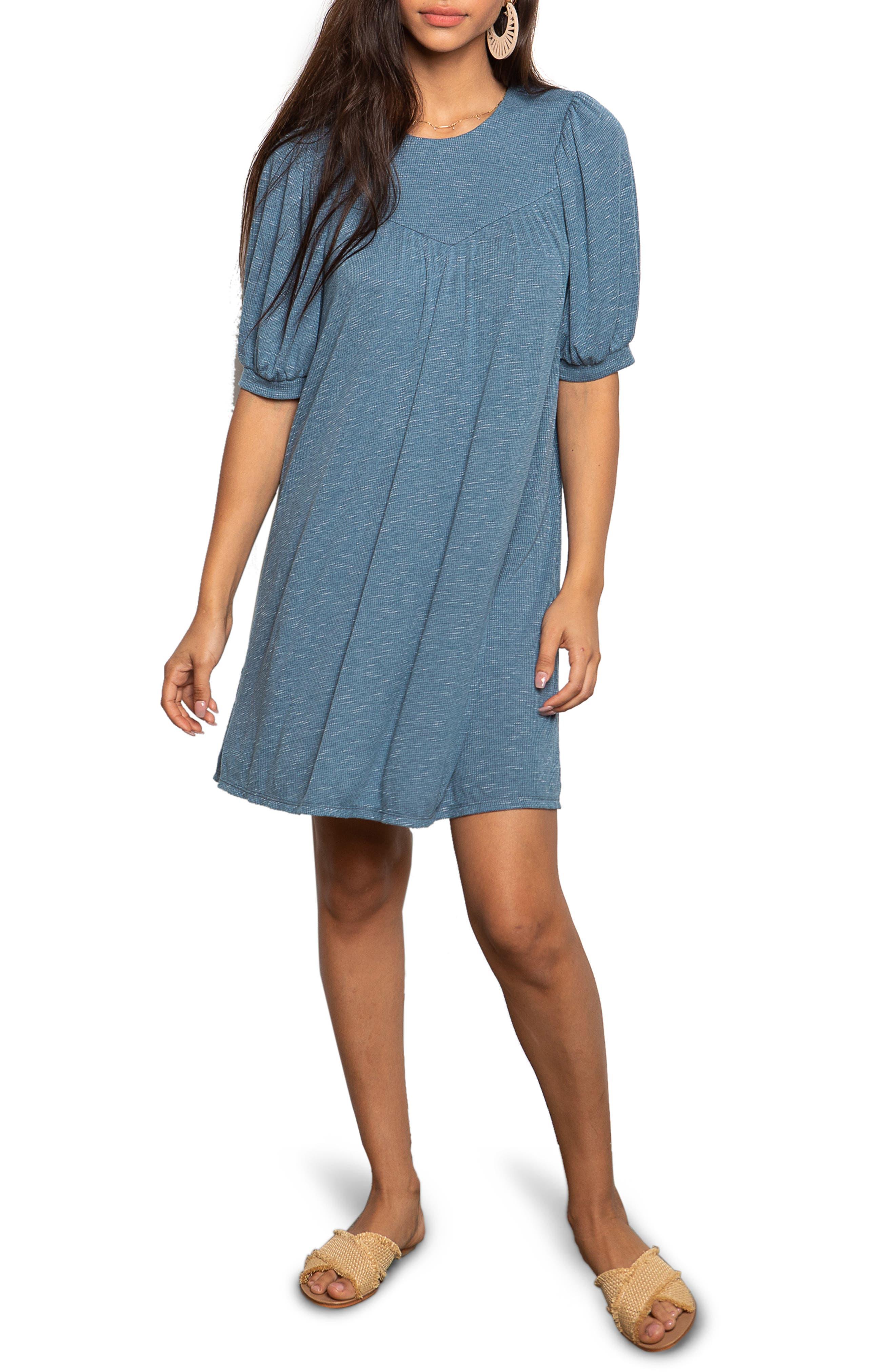 Clara Knit Shift Dress