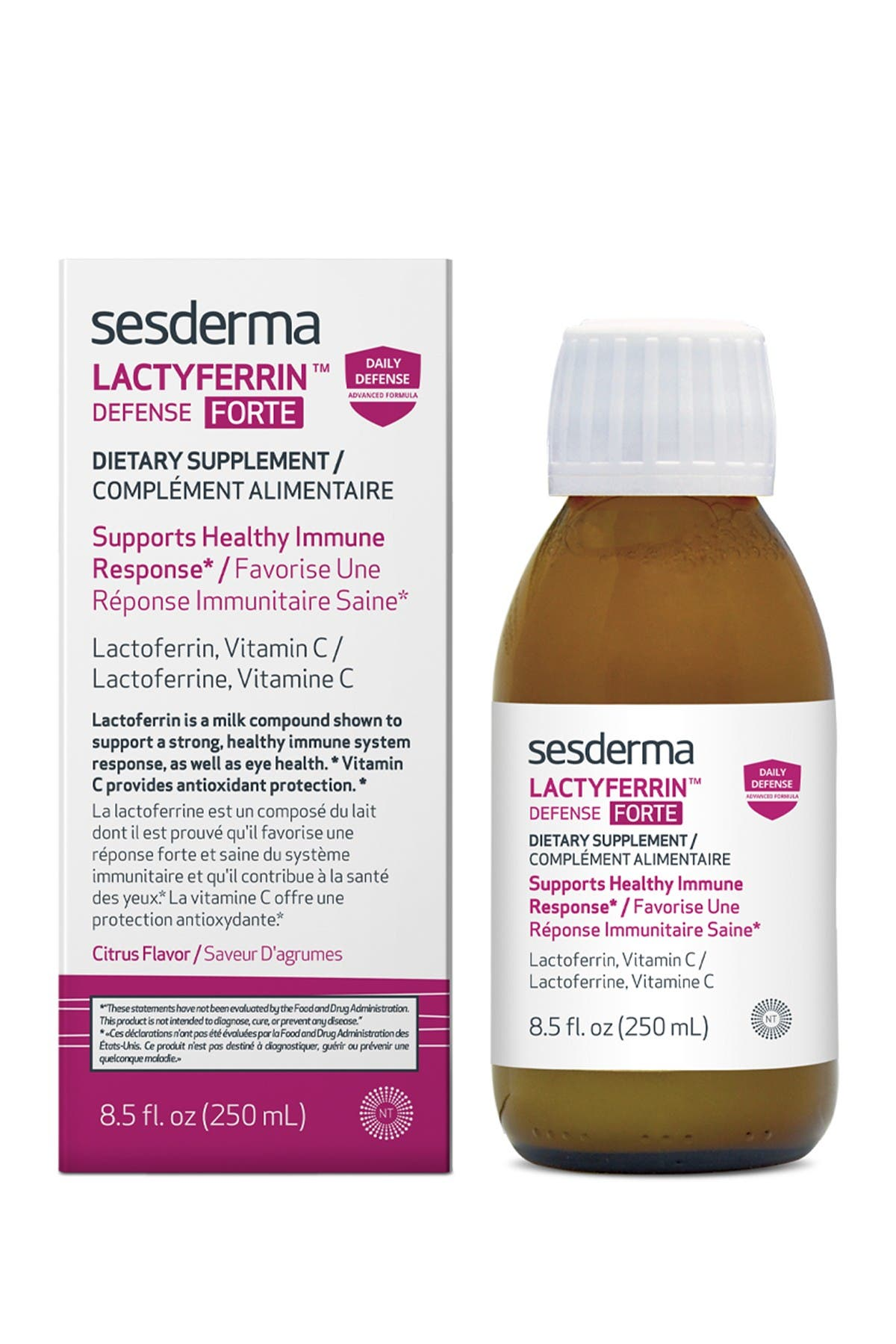 Image of Sesderma LACTYFERRIN DEFENSE FORTE Dietary Supplement