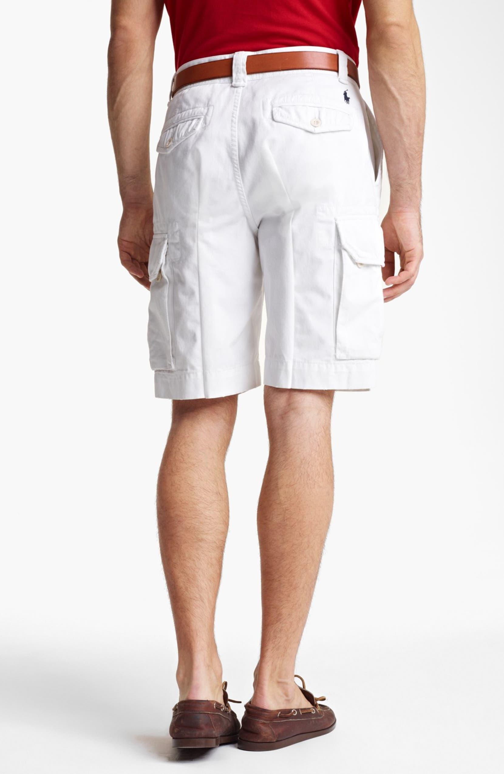 872135817 Polo Ralph Lauren  Gellar  Fatigue Cargo Shorts
