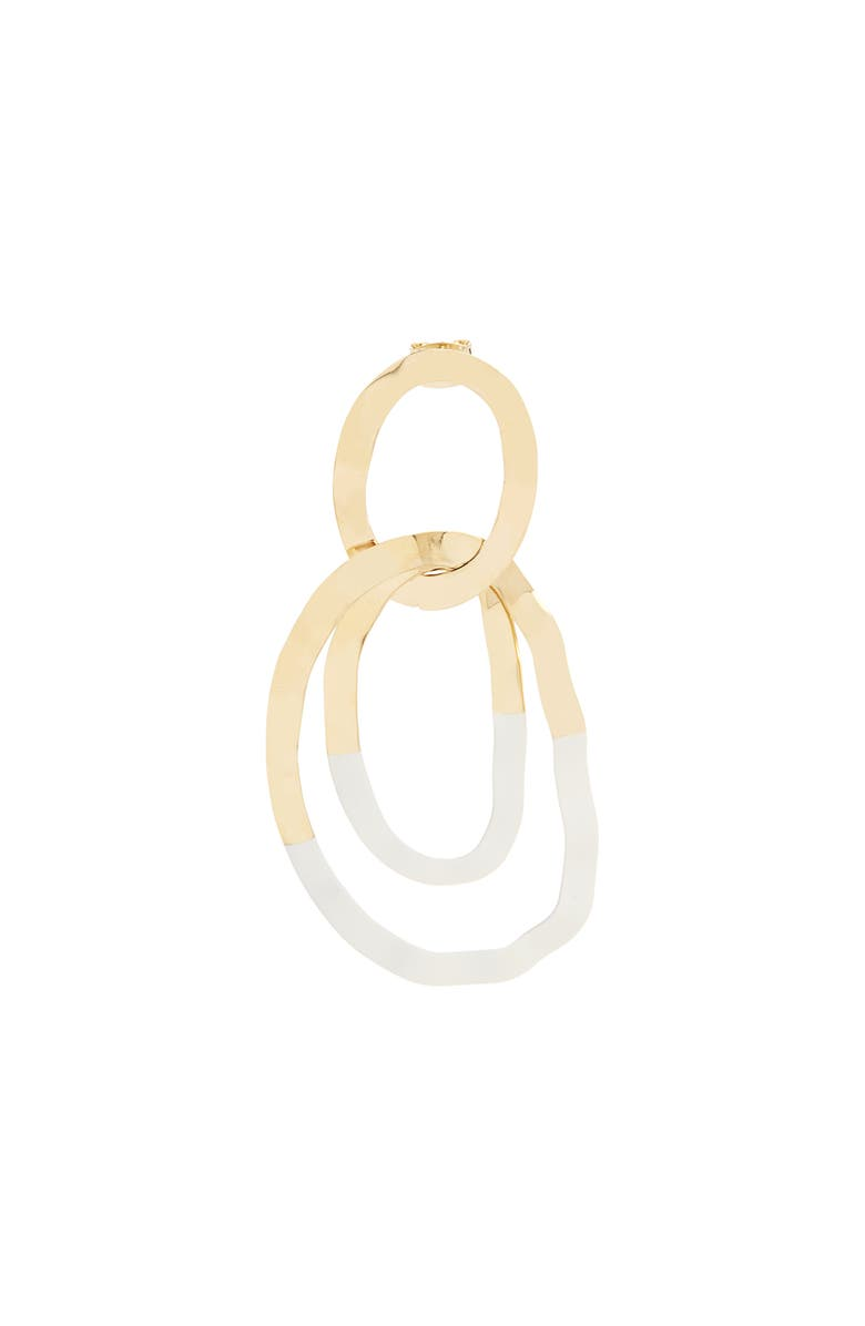 ISABEL MARANT Oreille Boucle Earrings, Main, color, ECRU