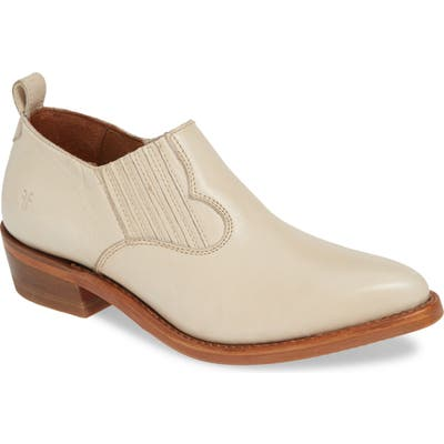Frye Billy Shootie, Ivory