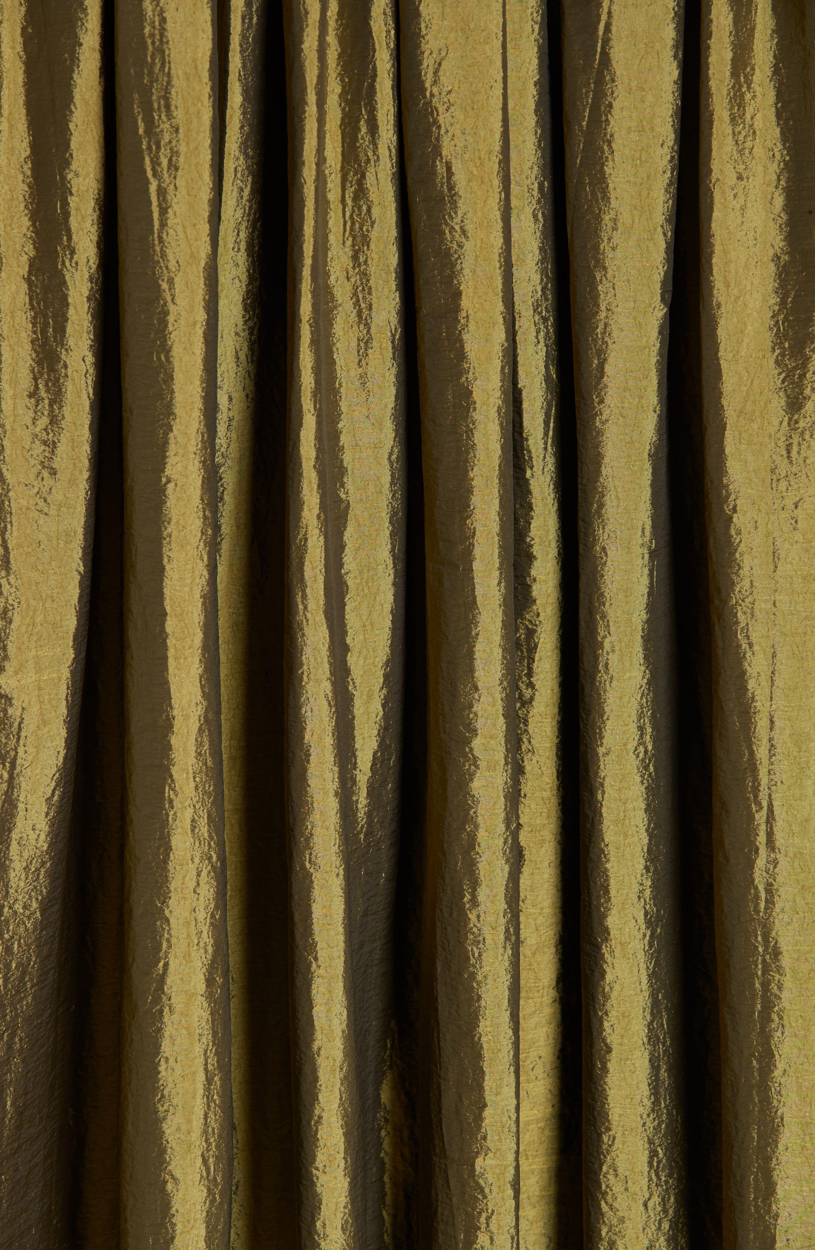 ,                             Brooke Drawstring Coat,                             Alternate thumbnail 5, color,                             LIGHTWEIGHT KHAKI NYLON
