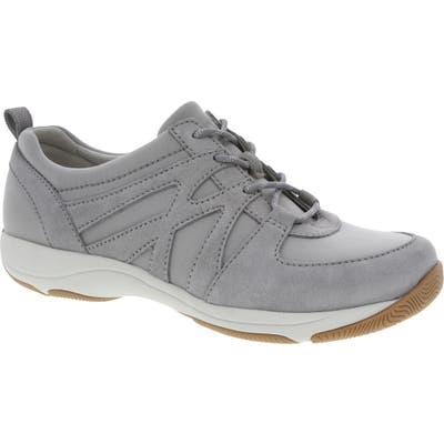 Dansko Hatty Sneaker-6- Grey