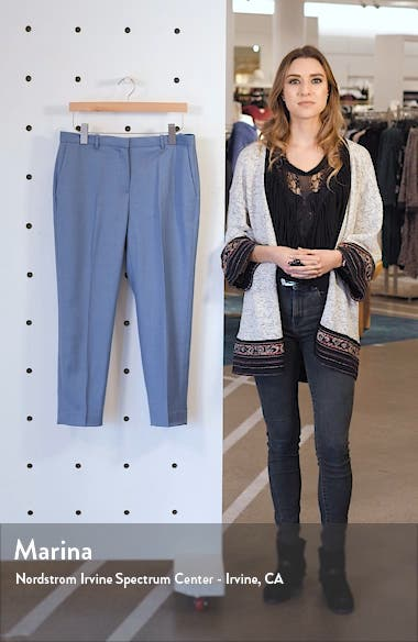 Crop Trousers, sales video thumbnail