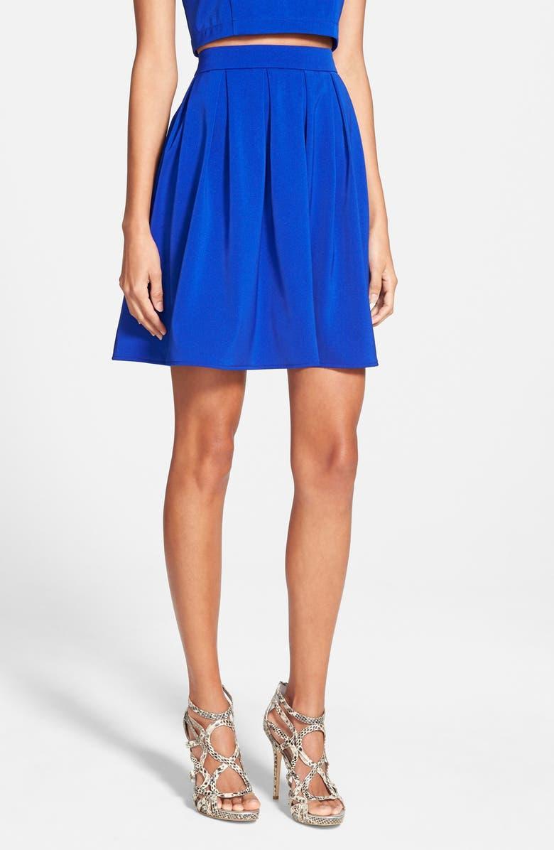 LEITH Pleated Skirt, Main, color, 401