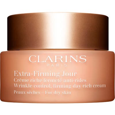 Clarins Extra-Firming Wrinkle Control Firming Day Cream For Dry Skin