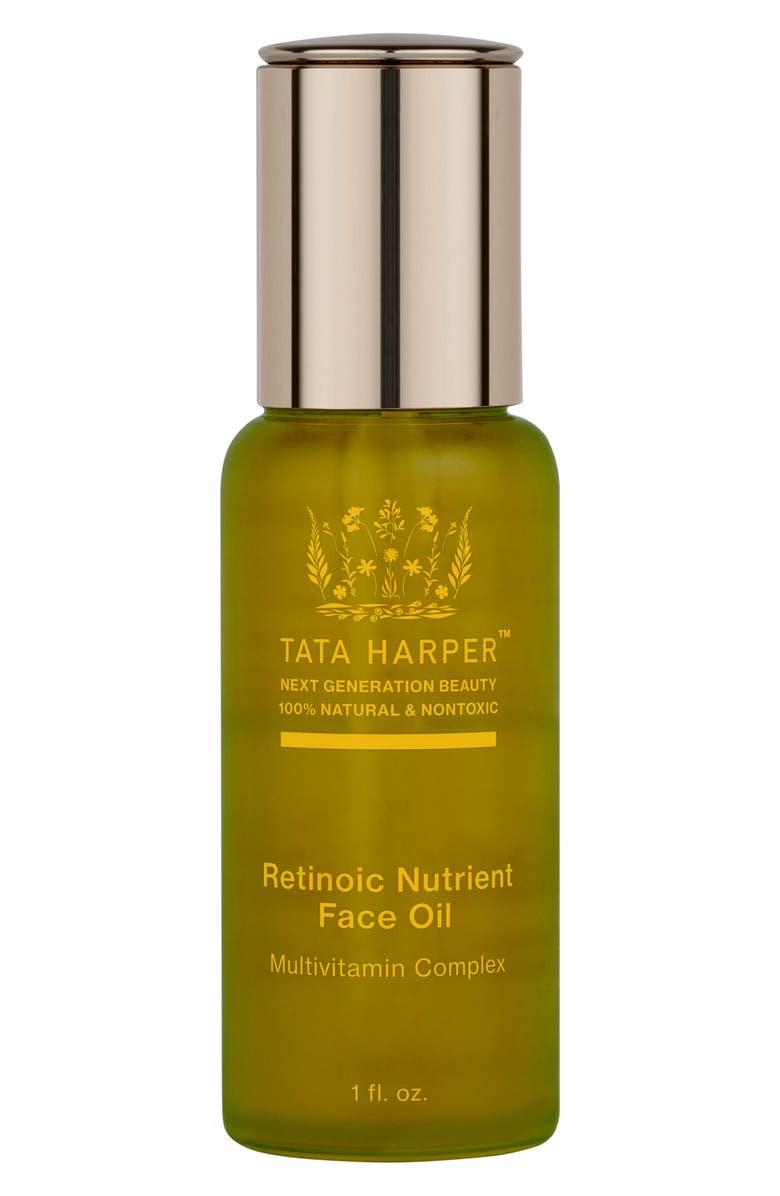 TATA HARPER SKINCARE Retinoic Nutrient Face Oil, Main, color, NO COLOR