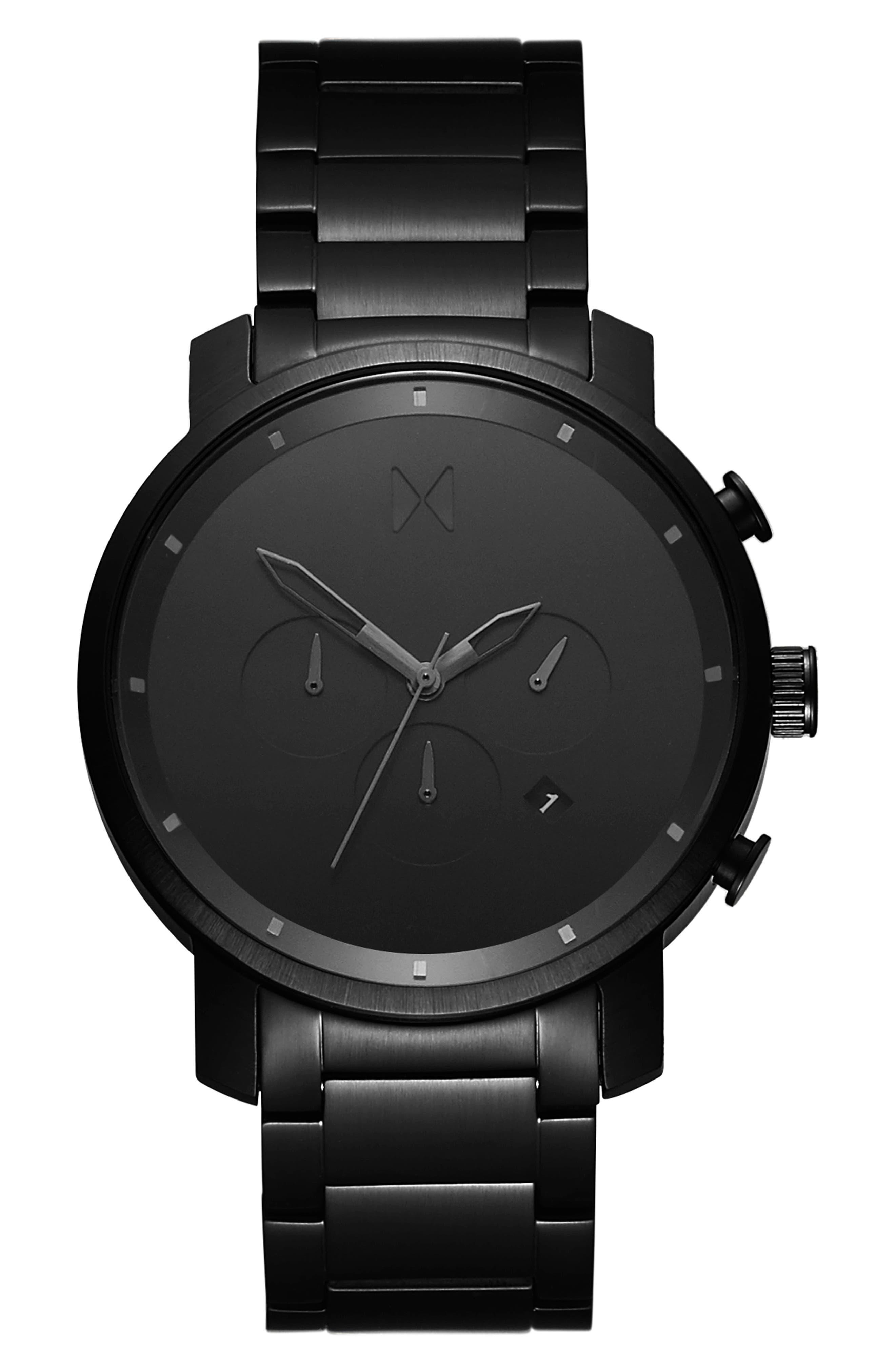 The Chrono Chronograph Bracelet Watch