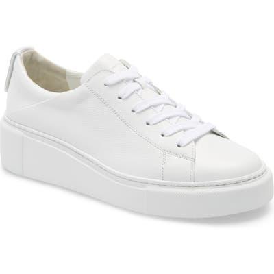 Paul Green Debbie Wedge SneakerUS / 5UK - White